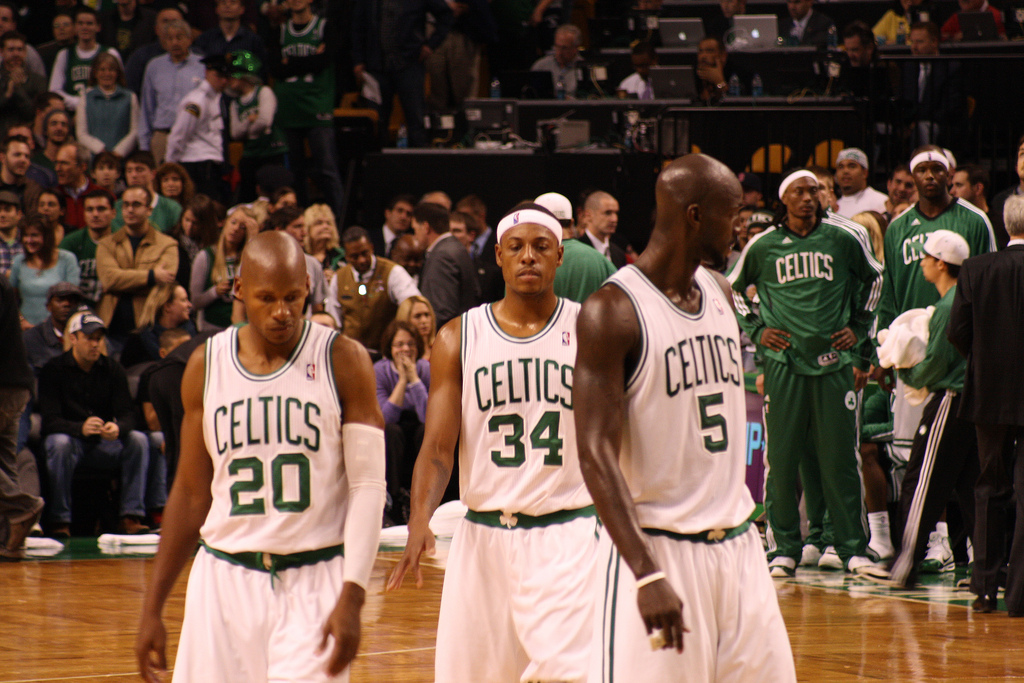 Celtic Big 3