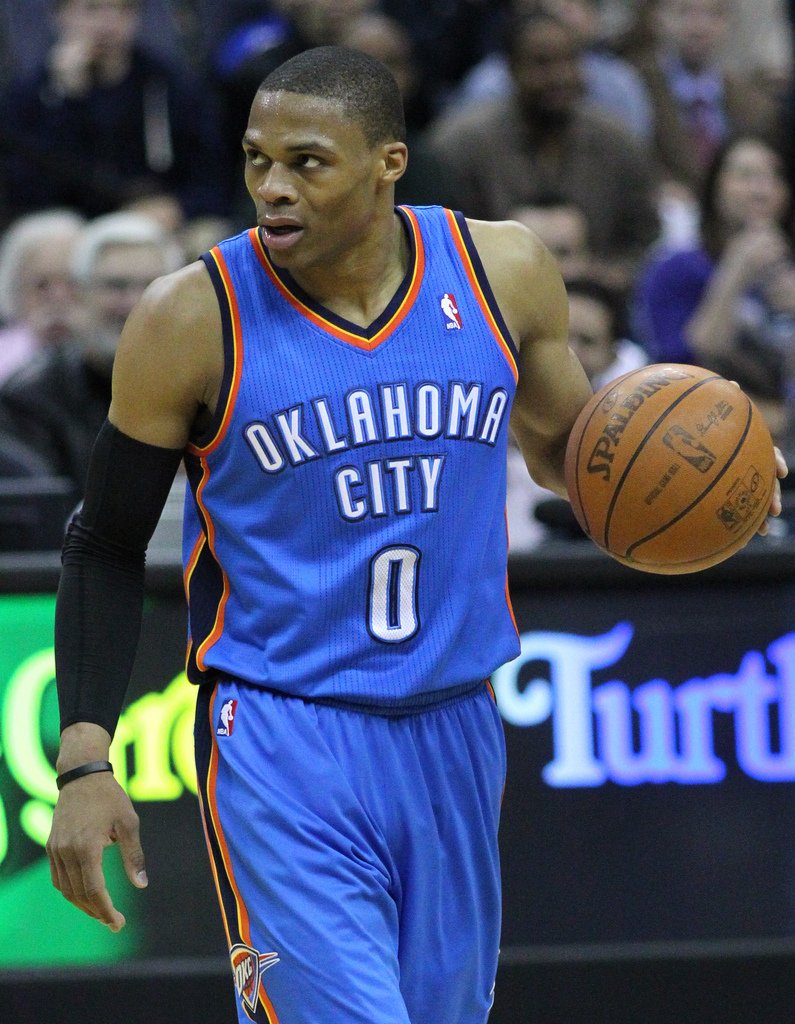 Point Guard Russell Westbrook
